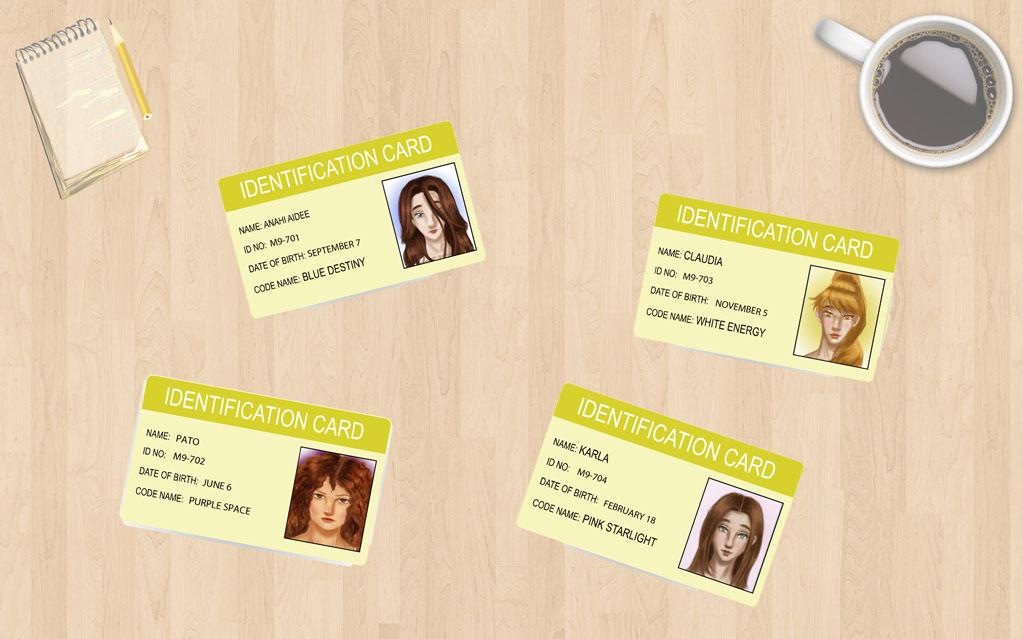 Punchcard heroines