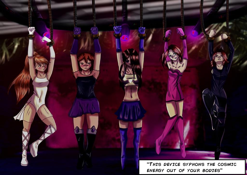 Hang on, Girls!